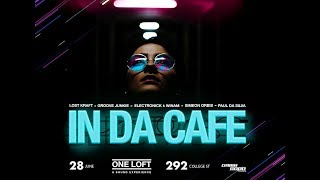 In Da House - One Loft Toronto June 28