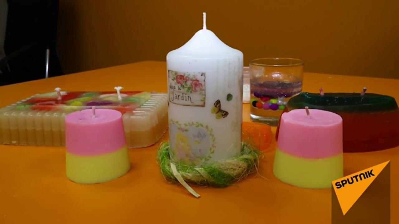 Соевые свечи своими руками 91