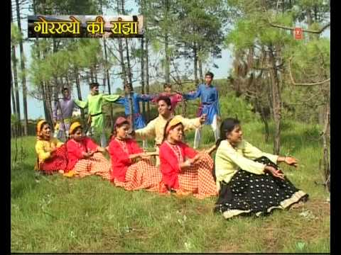 Meri Daanda Marudi - Garhwali Devotional Video Song Manglesh Dangwal video