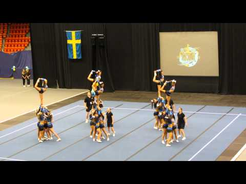 Power Cheer Eagles SM 2013