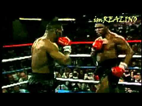 20-year-old MIKE TYSON first title fight against Berbick - REFURBISHED Image 1