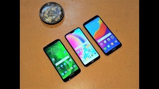 Moto G6 Vs Honor 7C Vs Huawei P20 Lite - Same Performance but Different Costs !