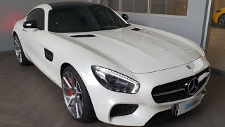 In Depth Tour Mercedes Benz AMG GT S [C190] (2015) - Indonesia