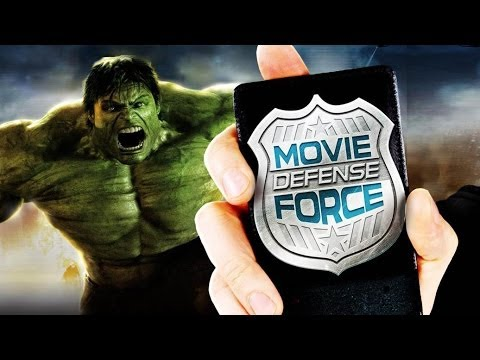 HULK - YOU WON'T LIKE ME WHEN I'M ANG LEE (Movie Defense Force)