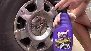 Super Clean All Wheel Cleaner Review & Test