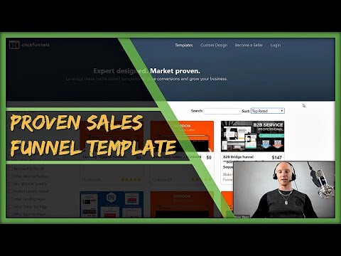Proven Sales Funnel Templates – Leverage These High-Converting Battle Tested Sales Funnel Examples