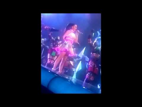 Katy Perry - Roar - live @ Ericsson Globe Stockholm 03/22/2015