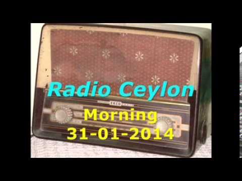 Radio Ceylon 31-01-2014~Friday Morning~05 Film Sangeet-2