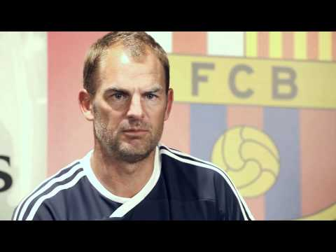 Frank and Ronald de Boer on the genius in football today: THG at Champions League Final 2011
