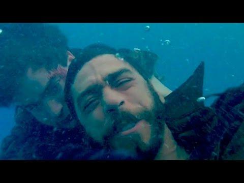 Top 10 Underwater Movie Fights
