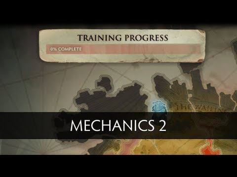 Dota 2 Training Experience - Mechanics 2