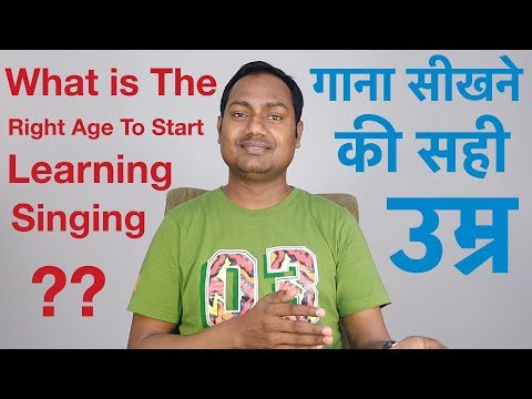 download lagu What Is The Right Age To Start Learning Singing gratis