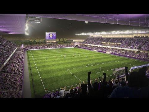 Live: Orlando City Soccer stadium march & groundbreaking
