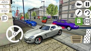 Car Driving Simulator SF #10 - Cars Game Android IOS gameplay