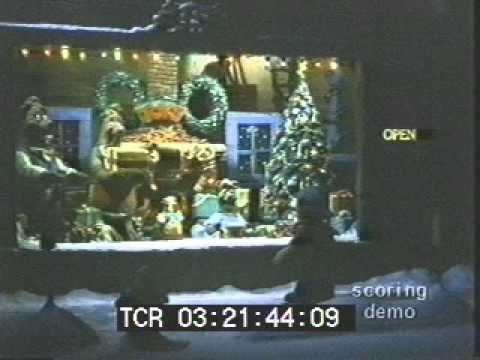 Fabio Rojas Film Scoring Project. - A Christmas Gift.