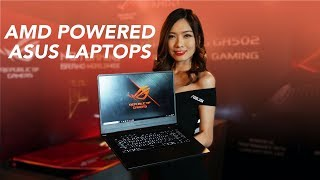 Are the new AMD 2nd Gen Ryzen ASUS laptops any good?