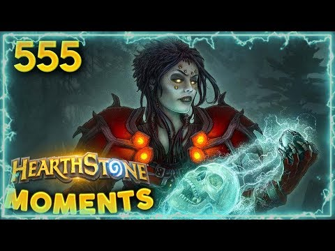 When Enemy Minions Help You...!! | Hearthstone Daily Moments Ep. 555