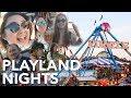 Playland Nights , Vancouver BC    Gastrofork.ca