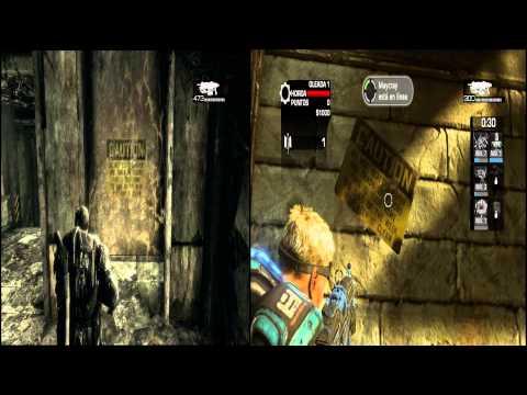 Gears of War 3 | Huevo de pascua Paso Elevado?