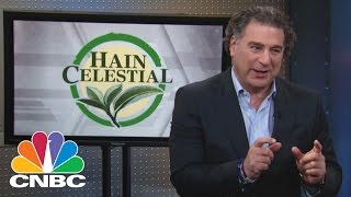 Hain Celestial Group CEO Irwin Simon | Mad Money | CNBC