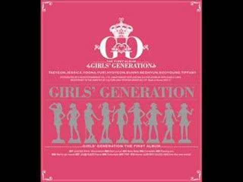 Girls Generation - Merry-Go-Round