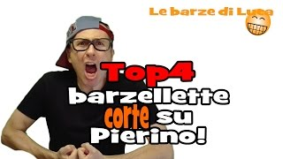 Top4 barzellette corte su Pierino!