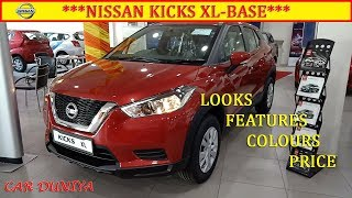 Nissan Kicks XL Base-Features!Price!Colours Review