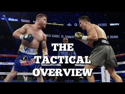 Canelo vs GGG 2: The Tactical Overview