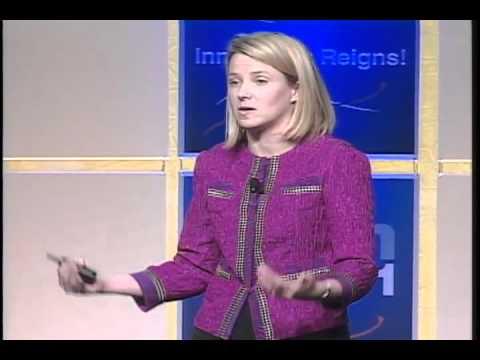 Η Marissa Mayer (πρώην Google και νυν πρόεδρος και διευθύνουσα σύμβουλος της Yahoo) ήταν η κύρια ομιλήτρια του Ε-Bootcamp 2011