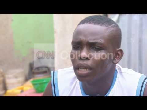 NIGERIA SURVIVOR'S TALE OF BOKO HARAM VIOLENCE