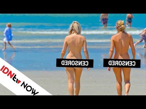 Kalau Kamu Pergi ke Pantai Ini, Kamu Wajib Telanjang Lho! | IDNtv NOW