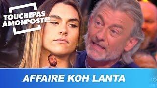 Koh-Lanta : Gilles Verdez a eu Candide Renard au téléphone, il raconte tout dans TPMP !