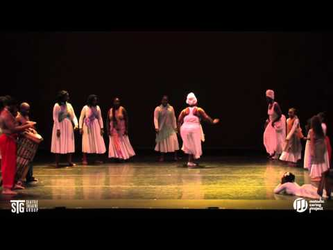 """DANCE This 2015 Northwest Tap Connection """"Odyssey-Congo Square"""""""