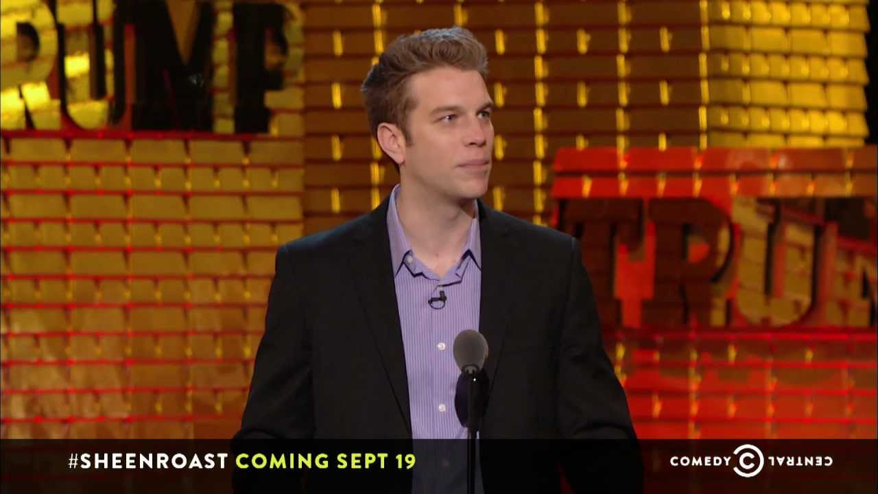 ... Anthony Jeselnik - Roast the Ones You Love (Comedy Central) - YouTube