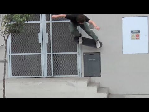 "Rough Cut: Nike SB's ""Camp Pain"" Video"