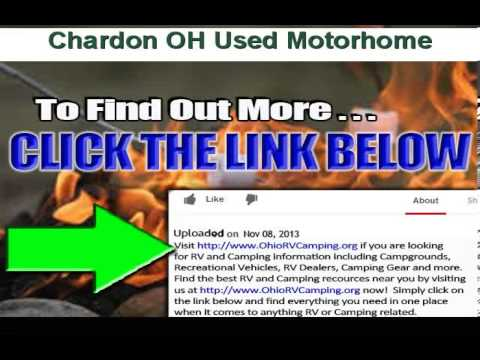 Used Motorhome near Chardon OH