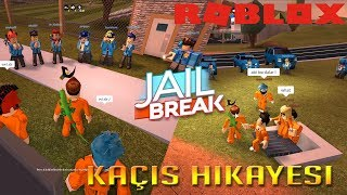 BİR JAILBREAK HİKAYESI / Roblox Jailbreak Roleplay