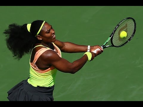 2015 Western & Southern Open Quarterfinals | Serena Williams vs Ana Ivanovic | WTA Highlights