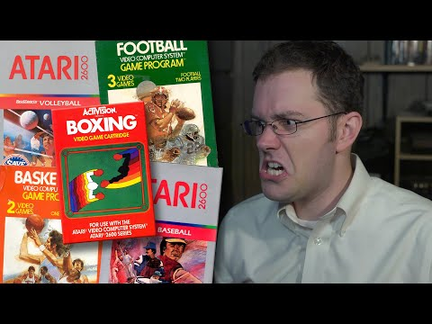 Atari Sports - Angry Video Game Nerd