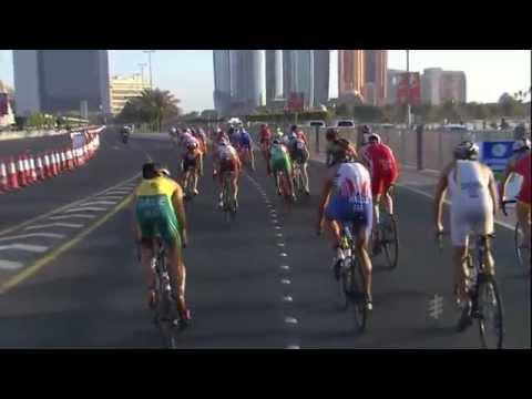 Abu Dhabi Shorts - David Hauss Bike Mechanical