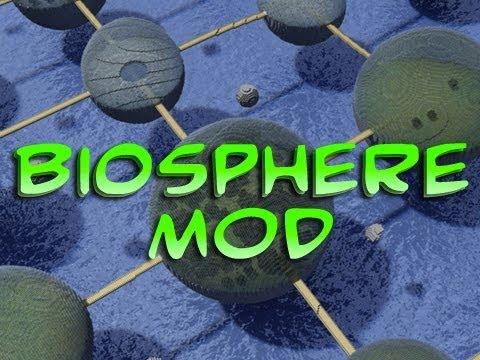 Minecraft Mods Showcase: Biospheres - New World Type (1.3.2)
