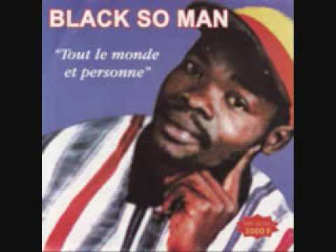 Black So Man - On S'en Fout