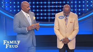 Meet Daryl... A.K.A. MISTER NUMBER ONE!!! | Family Feud