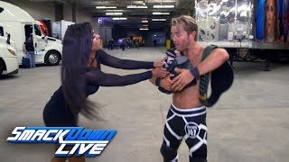 Drake Maverick flees Baton Rouge with 24/7 Title: SmackDown Exclusive, Aug. 27, 2019