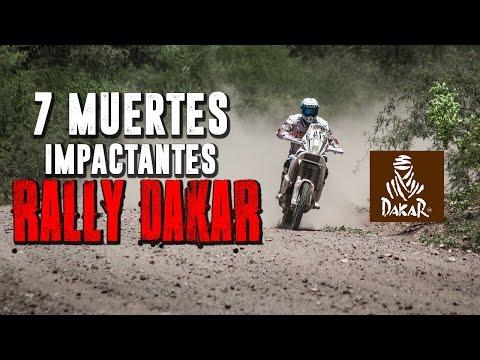 Top: 7 Percances más impactantes del Rally DAKAR de competidores | por BLazeR9