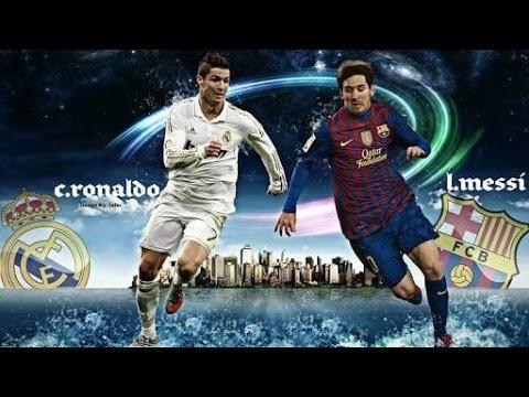 Cristiano Ronaldo Vs Lionel Messi (Respect Moments)