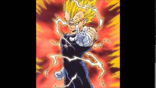 Dragon Ball Z - Majin Vegeta theme (japanese)