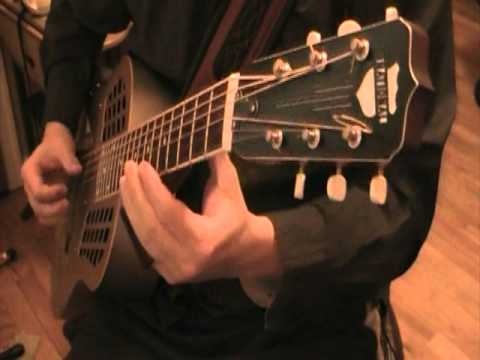 Vestapol - Resonator Blues - Vastopol - Slide Guitar