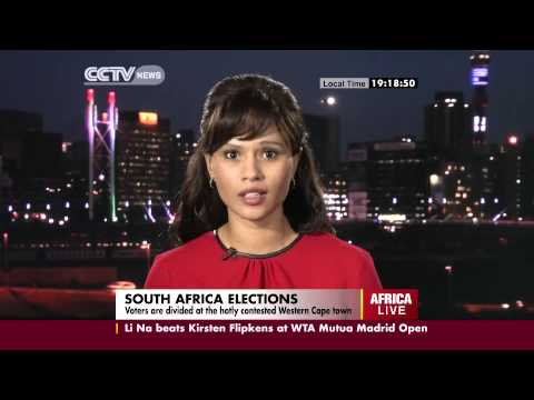 Fahmida Miller on South Africa Elections