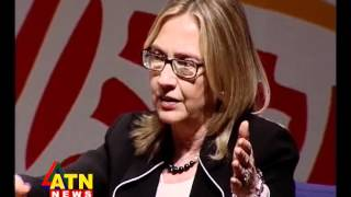 Conversation With HILLARY part 02 of 2 (ATN NEWS).flv